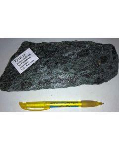 Pyrite xx; Tolstadasen, Norway; GS