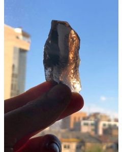 Obsidian (black, gemmy!) Armenia, 1 kg