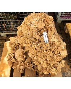 Desert roses, Tunesia, museum piece #4 (app. 140 kg)