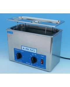 EMMI 040 HC ultrasonic cleaner in stainless steel (Made in Germany!)