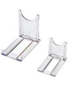 small adjustable display stands, original case