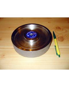 "Diamond-polishing-wheel, 1.5"" width, 8"" diameter, grain 0080"