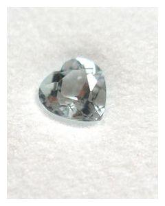 Aquamarine facetted 5 mm, Nigeria