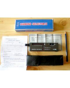 "Diamond tester ""selector 2"" MIKON (WEEE-Reg.-Nr. DE 75181174)"