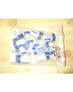 Diamond powder, 25 ct, 2-5 micron (6,000 mesh)
