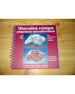 How to clean minerals (new edition!)