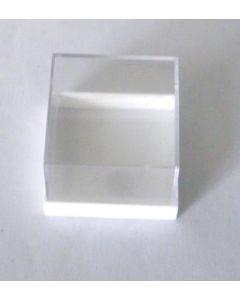 Micromount-box, white base, 1 bag (100 pcs.)