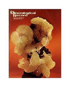 Mineralogical Record Vol. 10, #2 1979