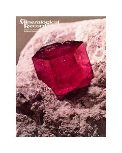 Mineralogical Record Vol. 10, #5 1979