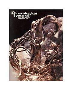 Mineralogical Record Vol. 12, #4 1981