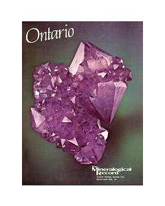Mineralogical Record Vol. 13, #2 1982