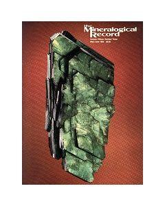 Mineralogical Record Vol. 15, #3 1984