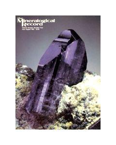 Mineralogical Record Vol. 16, #4 1985