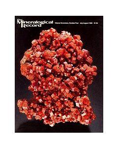 Mineralogical Record Vol. 17, #4 1986