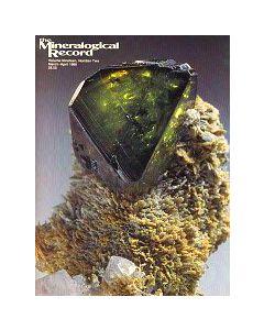 Mineralogical Record Vol. 19, #2 1988