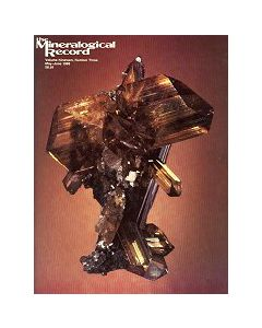 Mineralogical Record Vol. 19, #3 1988