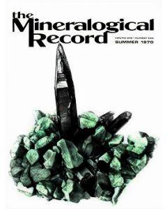 Mineralogical Record Vol. 01, #2 1970