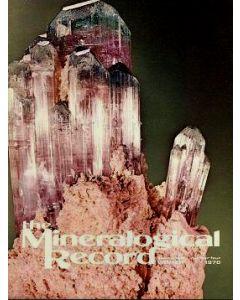 Mineralogical Record Vol. 01, #4 1970