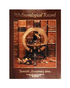 Mineralogical Record Vol. 21, #1 1990