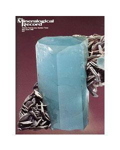Mineralogical Record Vol. 21, #3 1990