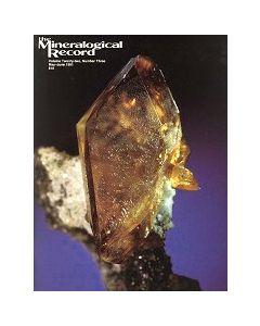 Mineralogical Record Vol. 22, #3 1991