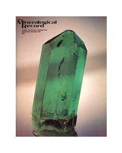 Mineralogical Record Vol. 22, #5 1991