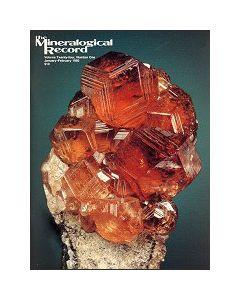 Mineralogical Record Vol. 24, #1 1993