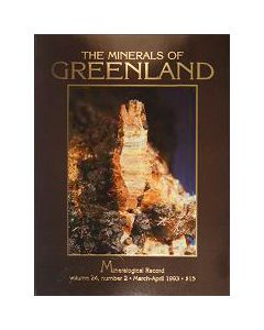 Mineralogical Record Vol. 24, #2 1993