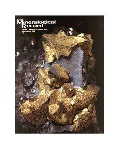 Mineralogical Record Vol. 24, #4 1993