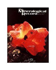 Mineralogical Record Vol. 02, #3 1971