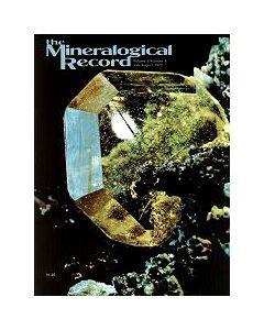 Mineralogical Record Vol. 03, #4 1972