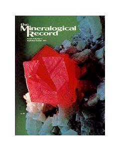 Mineralogical Record Vol. 03, #5 1972