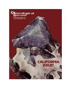 Mineralogical Record Vol. 08, #6 1977